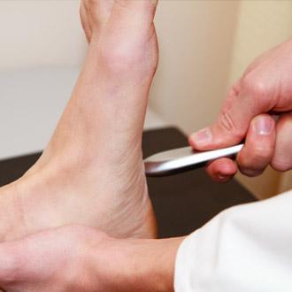 Soins pieds diabétiques Paris 18